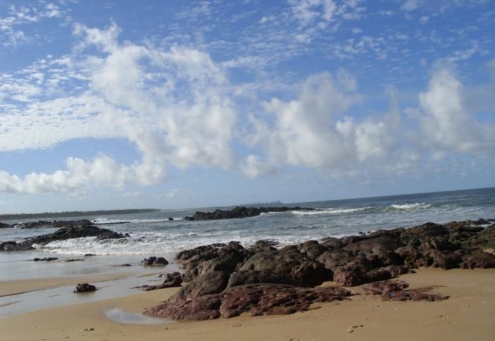 Praia Pedra do Xaréu - Cabo de Santo Agostinho /